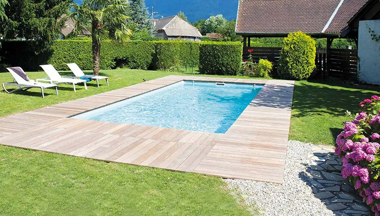 Pool Garten Köln